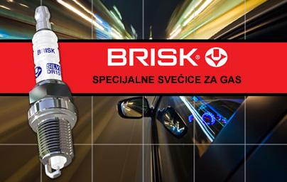 BRISK LPG Silver