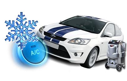 punjenje auto klima