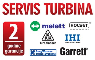 Servis Turbine